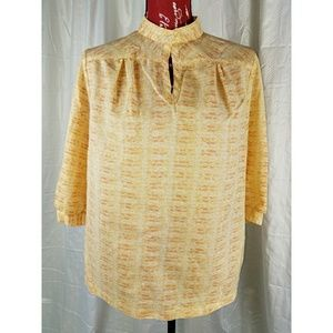 Vintage Bodin 3/4 Tunic Top Approx. Size Large